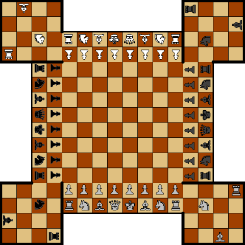 Fortress Chess: Source: Wikipedia