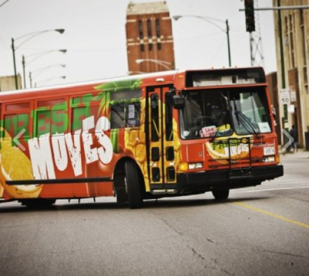 Chicago's Fresh Moves Bus