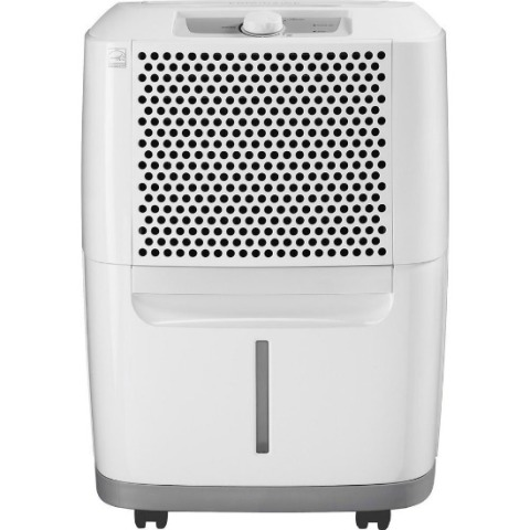 Frigidaire Energy Star Dehumidifier: The FAD301NWD reduces moisture safely and efficiently