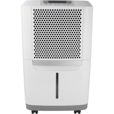 Frigidaire Energy Star Dehumidifier: The FAD704DWD reduces moisture safely and efficiently