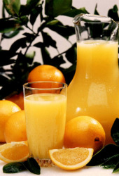Good-tasting frozen orange juice is just one of thousands of ideas that the USDA helped individuals to realize: image via ars.usda.gov