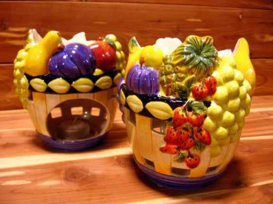 Classic Fruit Tart Warmer