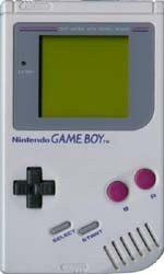 Game Boy: Not the first, but certainly the best known.