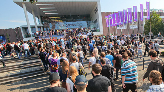 Gamescom: kind of a big deal.