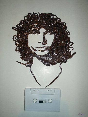 Ghost in the Machine- Jim Morrison