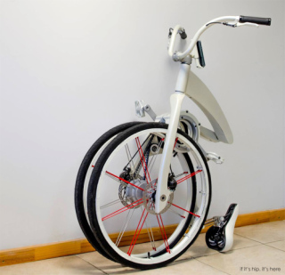 GI Bike Folded