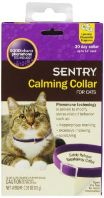Good Behavior Calming Collar For Cats