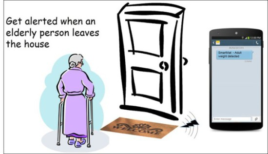 Grandma is leaving the house: image via kickstarter.com