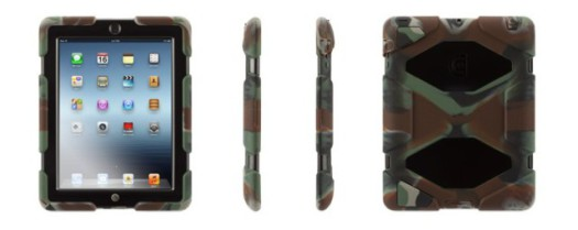 The Griffin Survivor Military Case