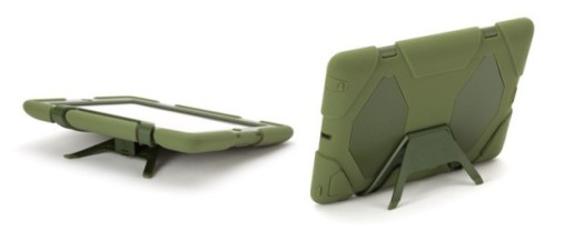 Another view of the Griffin Survivor Military-Duty Case