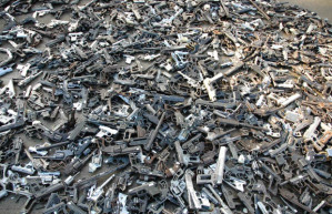 Seized Guns in Juarez, Mexico