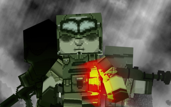 Call of Duty...with bricks!