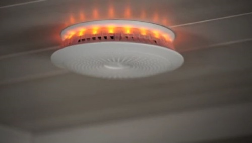 The Halo WX Smoke Detector will soon hit the market.