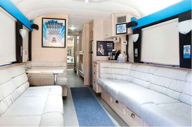 Hangover Heaven Bus