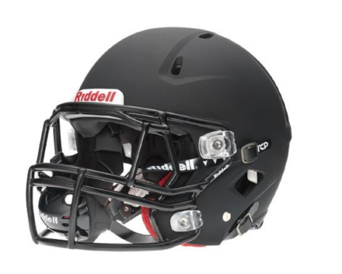The Speedflex helmet tackles concussions head-on.