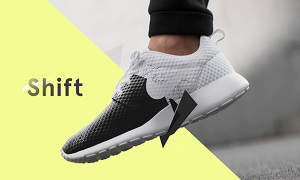 The Shift Sneaker: Rehab Studio's Shift  Sneaker