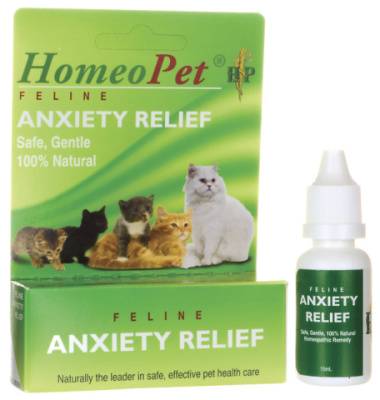 Homeopet /feline Anxiety Relief Drops