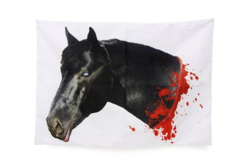 Horsehead Pillow