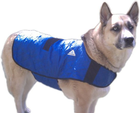 HyperKewl Evapoative Dog Cooling Coat