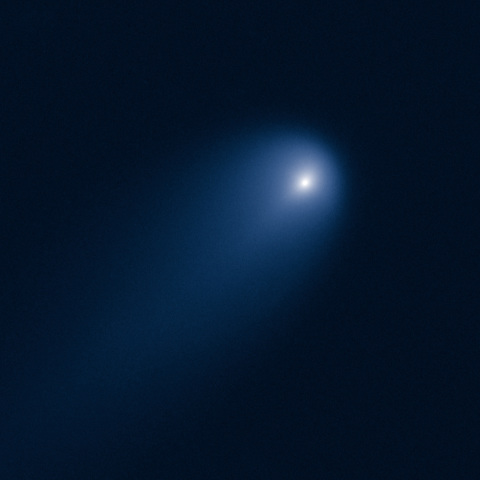 The ISON Comet: Source: Wikipedia