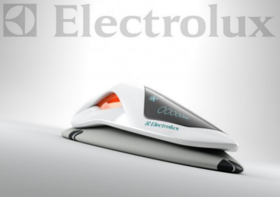 The Snail, winner of the 2010 Electrolux Design Lab Award:  Electrolux Design Lab