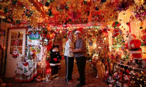 Ten Signs You Ve Overdone The Holiday Decorating