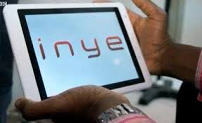 The Inye tablet: Source: gearburn.com