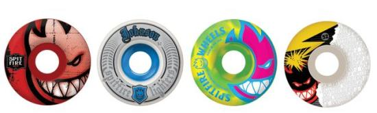 Spitfire Skateboard Wheels