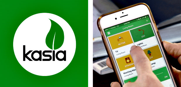 Kasia 'Smart Home' System: App controls your lights & home devices