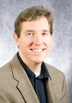 Associate Professor Michael Kessler of Iowa State University: Multifunctional Renewable Polymer Research