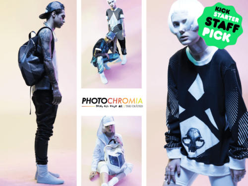 Photochromia Products: Source: Kickstarter