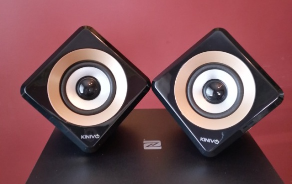 "2.5"" Satellite Speakers"
