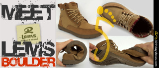Lems Foldable Boot
