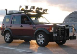 The MIT LR3...with the optional equipment...the drivers.