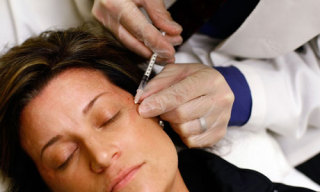 Botox for migraine relief: Win McNamee/Getty Images via Guardian.co.uk