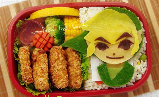 Feeling Hungry Try These Video Game Themed Bento Boxes