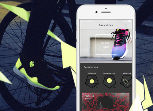 Shift Sneakers for BikeRiders: Source: MaxiApple