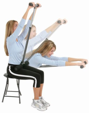 Medi-Dyne CoreStretch Core Body Exerciser