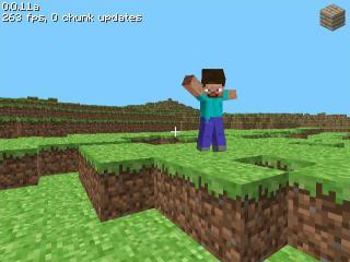 Minecraft: lookin' good.