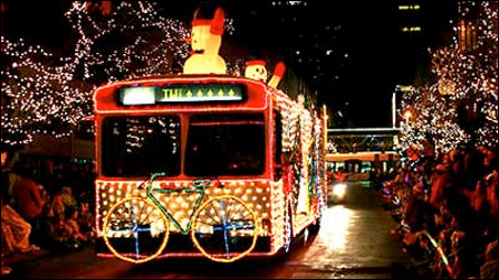 Minneapolis Twinkle Bus