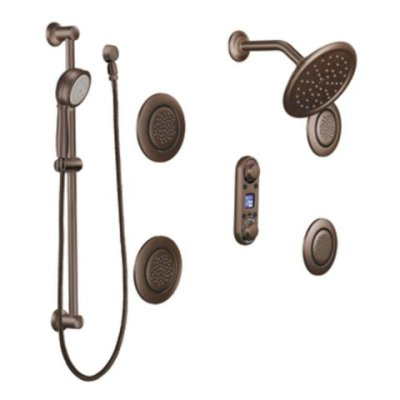 Moen IODigital Shower Spa