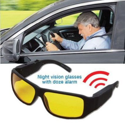 Night Vision Glasses With Doze Alarm