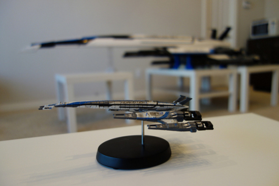 This Lego Normandy SR2 Is Over Eight Feet Long