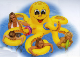 Octopus Fun Float