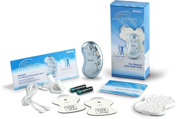 Omron TENS Unit: Pain relief device