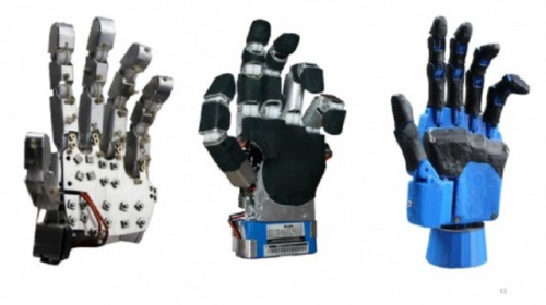 British Engineer Develops Low-Cost Advanced Robotic Hand.