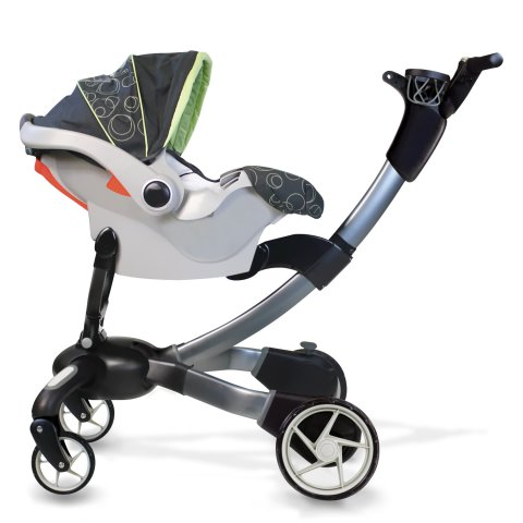 origami is the world�s first power folding stroller fold