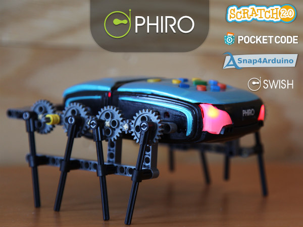 'PHIRO' Teaching Kids the Basics of Robotics & Coding: New toy teaches kids skills for the future