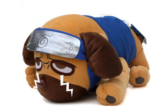 Japanese Naruko Dog, Dog Toy: image via nodsale.com