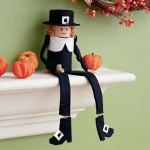 Pilgrim on a Shelf
